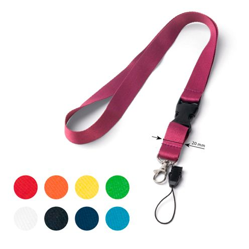 Lanyards colores